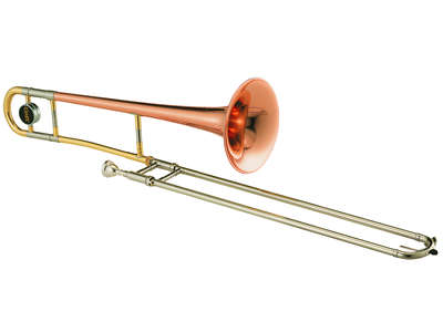 Trombone (bass & treble clef)